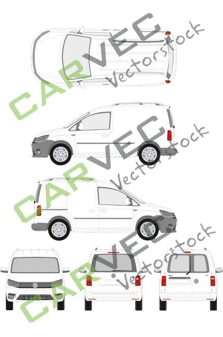 VW Caddy (2015)