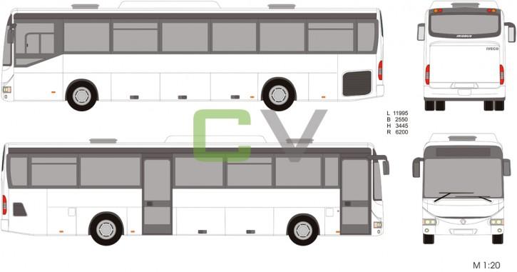 Irisbus Crossway 12