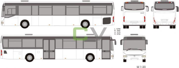 Irisbus Crossway LE 12.8