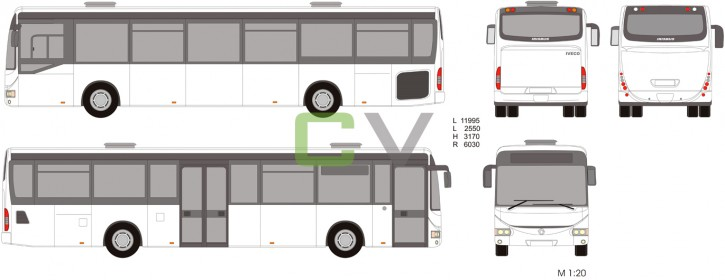 Irisbus Crossway LE 12