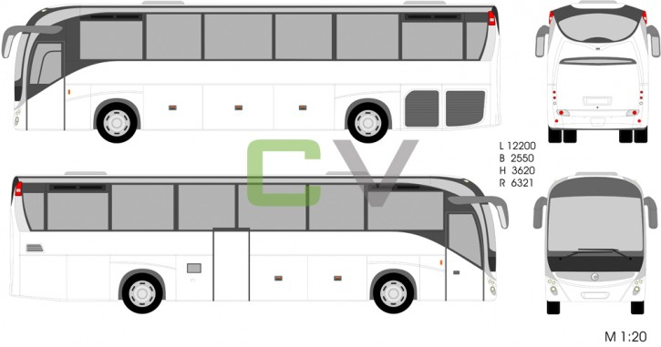 Irisbus Magelys HD 122