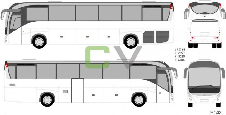 Irisbus Magelys HD 128