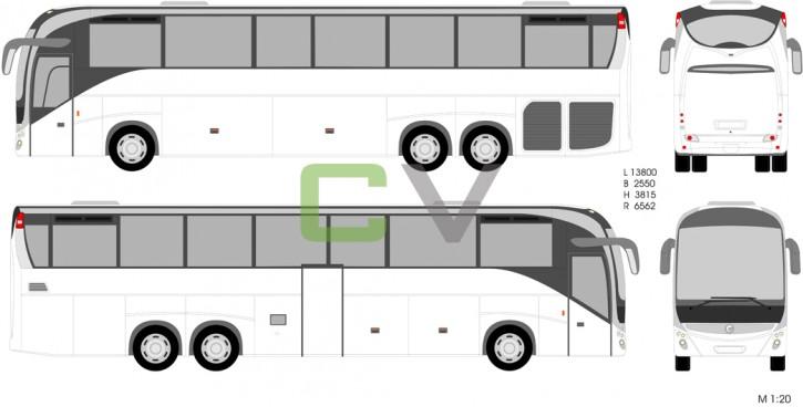 Irisbus Magelys HDH 138