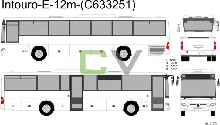 MAN Intouro E 12 (C633251)