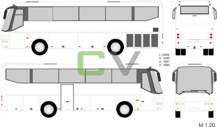 VDL Futura FHD 104