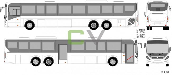 Volvo 8900 14960 Version1