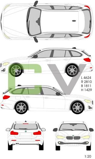 BMW 3er Serie Touring (2012)