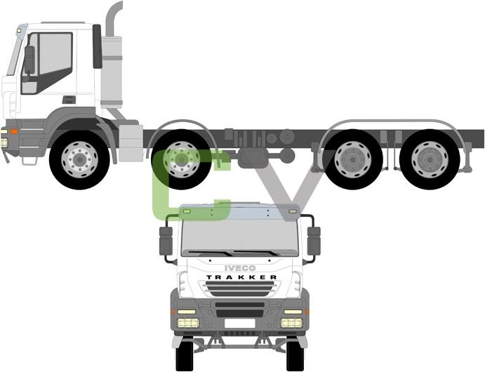 Iveco Trakker 8x4 (2005)