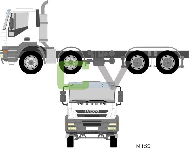 Iveco Trakker 8x4 (2009)