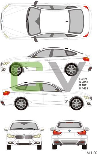 BMW 3er Serie Gran Tourismo (GT) (2013)