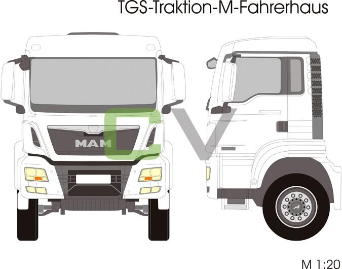 MAN TGS M Traktion (2013)