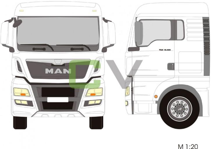 MAN TGX XL (2013)