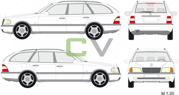 Mercedes C T (1996)