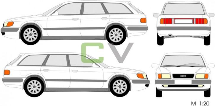 Audi 100 (1990) Avant