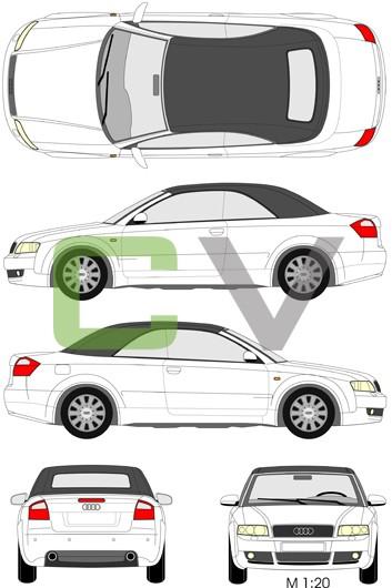 Audi A4 (2000) Cabrio