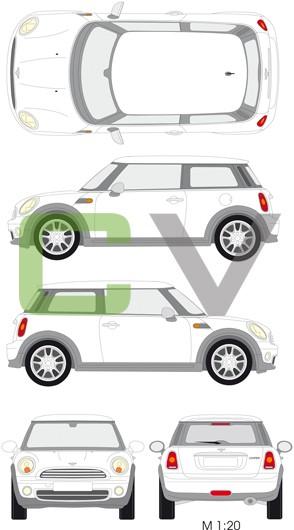 Mini Cooper Typ 2