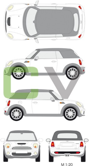 Mini Cooper Typ 2 Cabrio