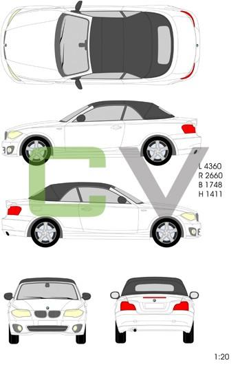 BMW 1er Serie  (2011) Cabrio