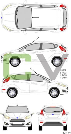 Ford Fiesta (2013)
