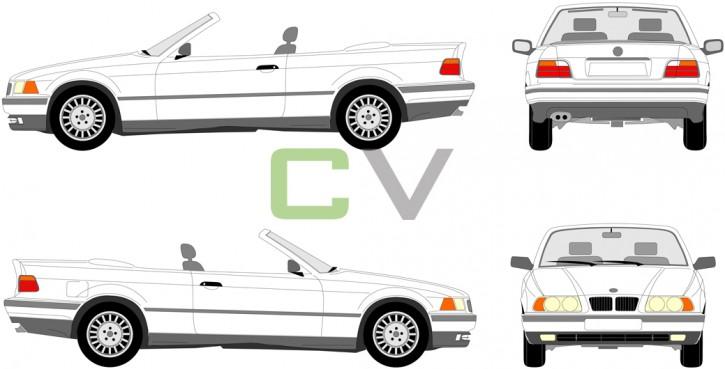 BMW 3er Serie Cabrio (1993)