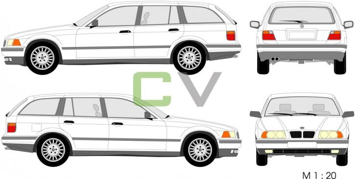 BMW 3er Serie Touring (1995)