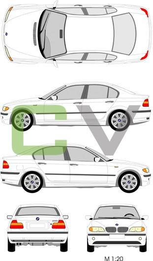 BMW 3er Serie (2002) (4 Türer)