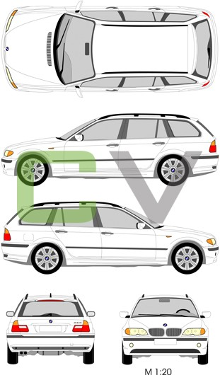 BMW 3er Serie Touring (2002)