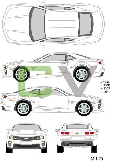 Chevrolet Camaro (2012)