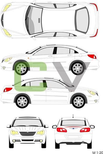 Chrysler Sebring (4 Türer)