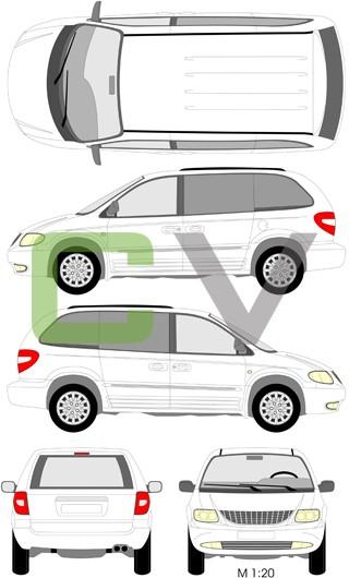 Chrysler Voyager Typ 3