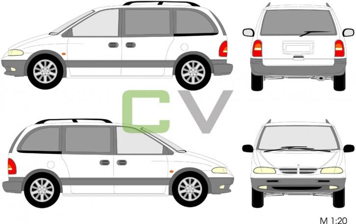 Chrysler Voyager Typ 2