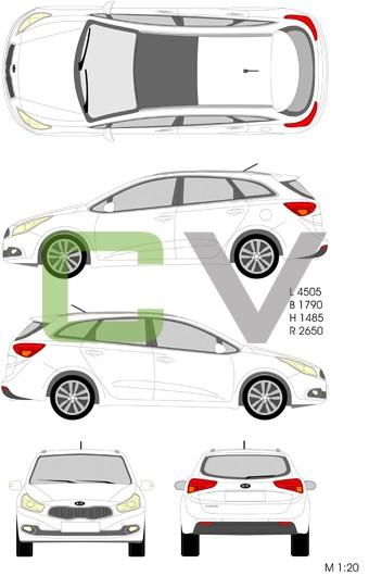 Kia Ceed Sporty Wagon (2012)