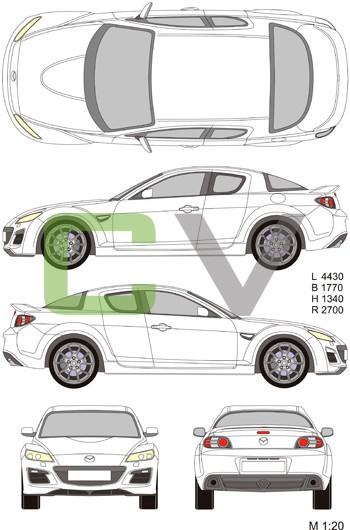 Mazda RX8 (2010)