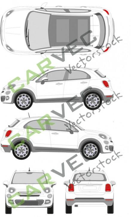 Fiat 500X (2015)