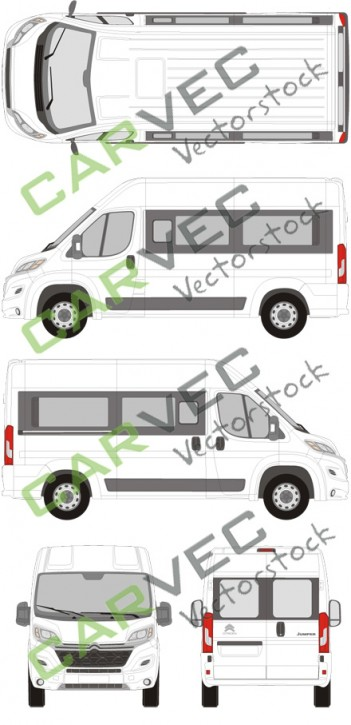 Citroen Jumper L2H2 Luxus-Bus (2014)