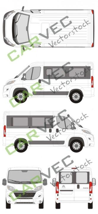 Citroen Jumper L1H1 Luxus-Bus (2014)