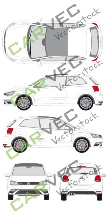 VW Polo GTI (2014)