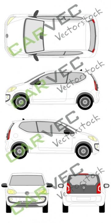 VW up! (3 Türer)