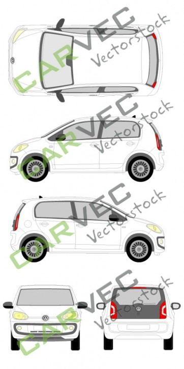 VW up! (5 Türer)