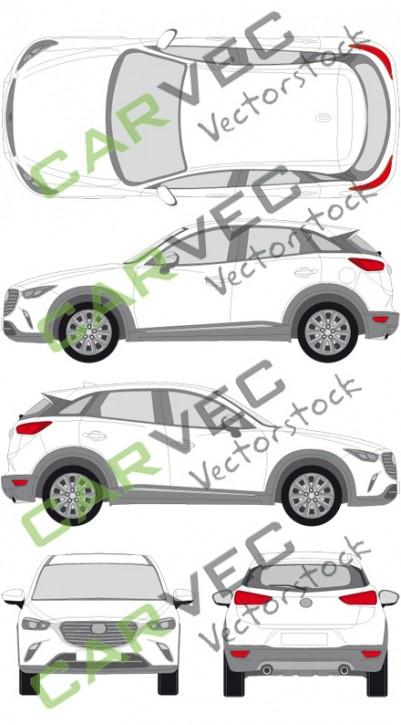 Mazda CX3 (2015)