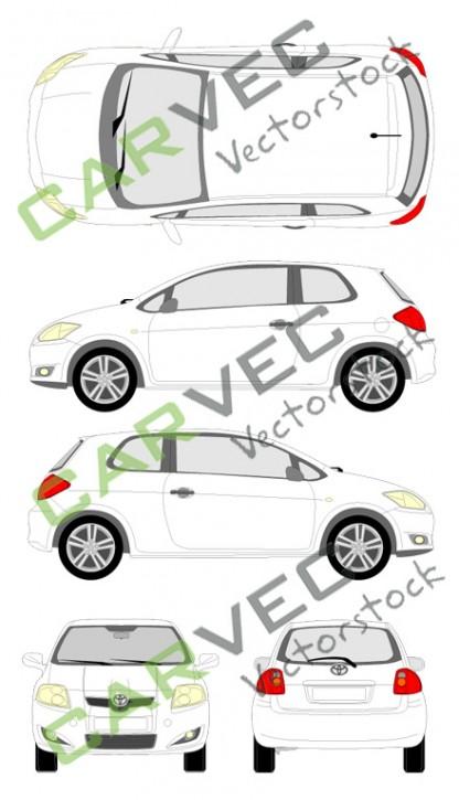 Toyota Auris (3 Türen)