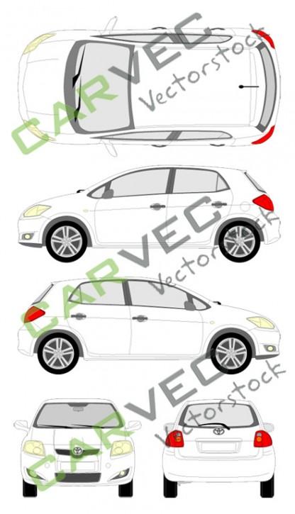 Toyota Auris (5 Türen)