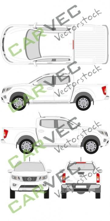 Nissan Navara NP 300 King Cab (2015)