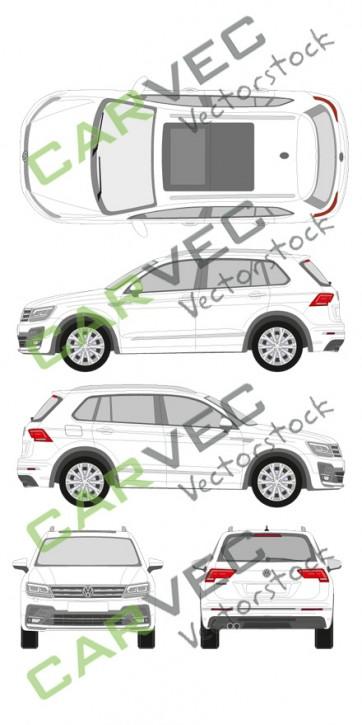 VW Tiguan Onroad (2016)