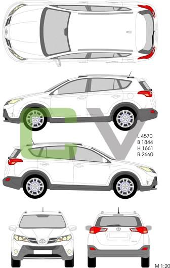 Toyoto RAV4 (2013)