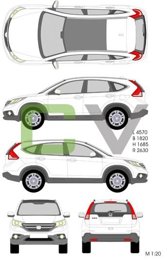 Honda CR-V (2012)