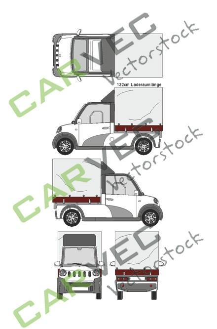 ARI Motors Pritsche Plane L1