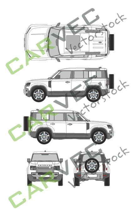 Land Rover Defender 110 (2020)