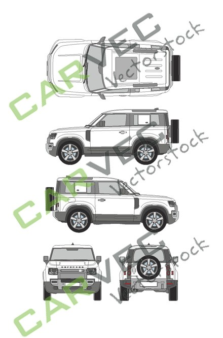 Land Rover Defender 90 (2020)