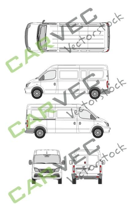 Maxus EV80 (L2H2)
